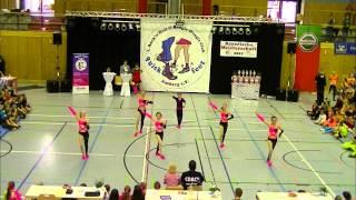 Crazy Chick´s - Landesmeisterschaft Bayern 2015