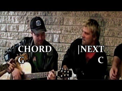 Mike McGuire's Celebrity Guitar Lessons 3- Doc Walker That Train P2/2