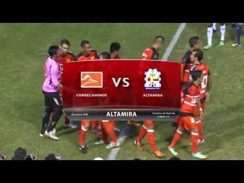 Correcaminos vs Altamira ( Cuartos de Final ida )