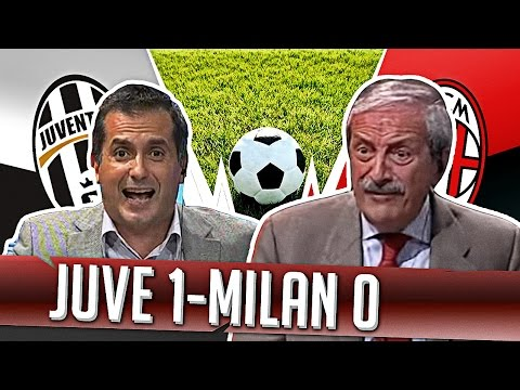 Direttastadio 7Gold - (JUVE MILAN 1-0)