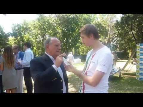 Desafio Eco - Presentación - Rubén Daray y colegios participantes - A Toda Velocidad.