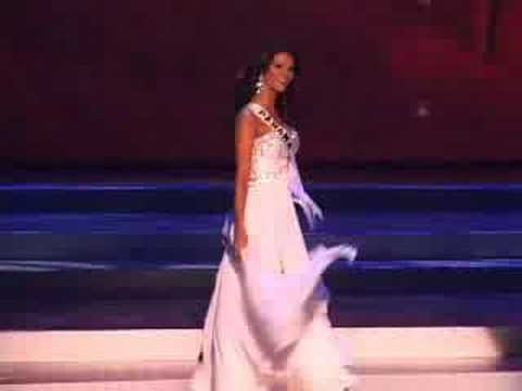 Panama - Miss Universe 2008 Presentation - Evening Gown