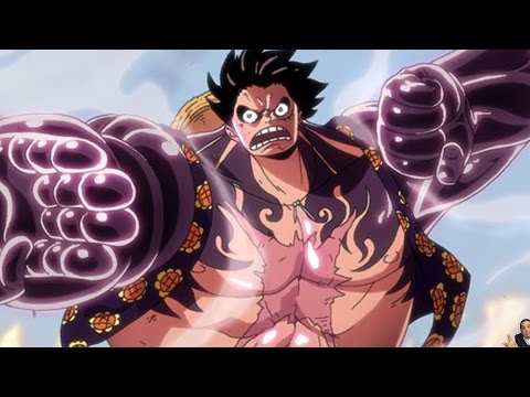 Luffy Gear 4th: Epic Or Krusty?!?! -- One Piece 784 Manga Chapter ワンピース Review video