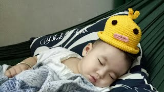 [Nhật Linh] Hướng dẫn móc nón cho bé từ 0-3 tháng tuổi _ phần 1