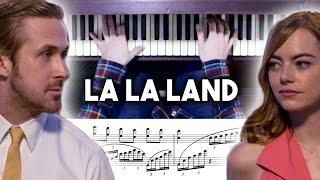 La La Land Epilogue Advanced Piano With Sheet Music