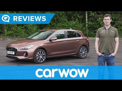 Hyundai i30 (Elantra) 2018 in-depth review   Mat Watson reviews