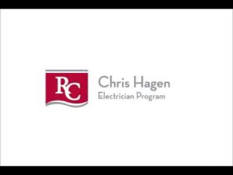 Chris Hagen - Electrician Student - Ridgewater College