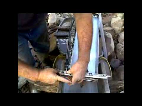 How-to make a Sluice Box, Dredge, Gold Pan,  Dry Washer, Trommel and more.