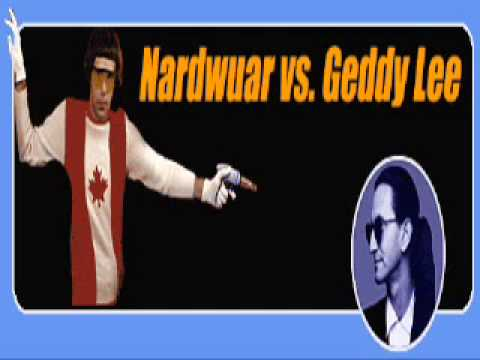 [1998] Nardwuar vs. Geddy Lee