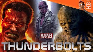 Marvels Thunderbolts Film Theory & Evidence