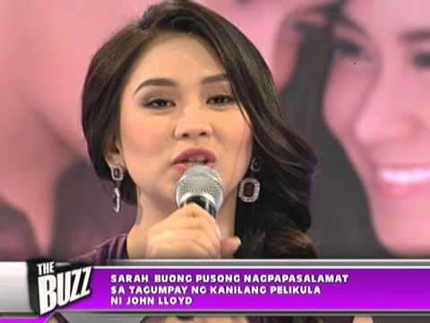 Sarah G. on success: I didn't know it's possible