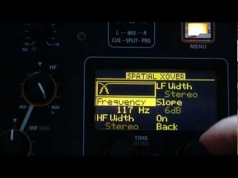 Xone:DB2 Reloaded - Utilities (Spatial Xover & MIDI Setup) - Firmware V2