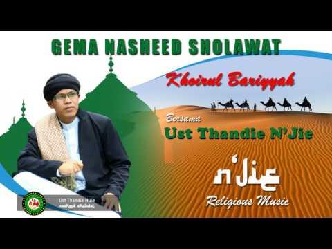 Sholawat Khoirul Bariyah by Ust Thandie N'Jie