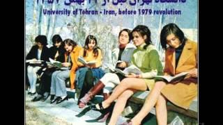 فریاد مرگ بر جمهوری اسلامی با صدای مهسا غلامی