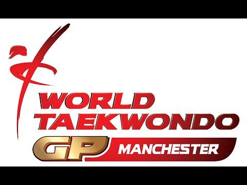 WTF Taekwondo 2014 Day Session Court 1