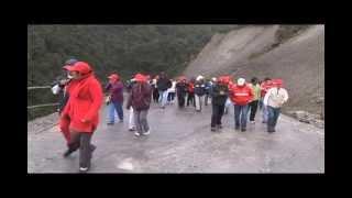 Dirigentes de barrios de Quito visitan Canal de Riego Cayambe - Pedro Moncayo