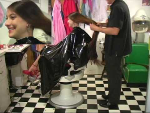 Preview Clip - Sara's Head Shave video