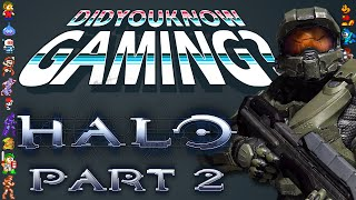 Halo Part 2 - Did You Know Gaming? Feat. Rated S Games