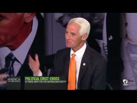 Charlie Crist Interview: Race Motivates GOP Opposition to Obama