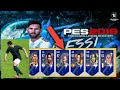 Update V3.2.1 Messi Startscreen PES 2018 Patch  For Pes 2019 Mobile ||Best Graphics with All Kits