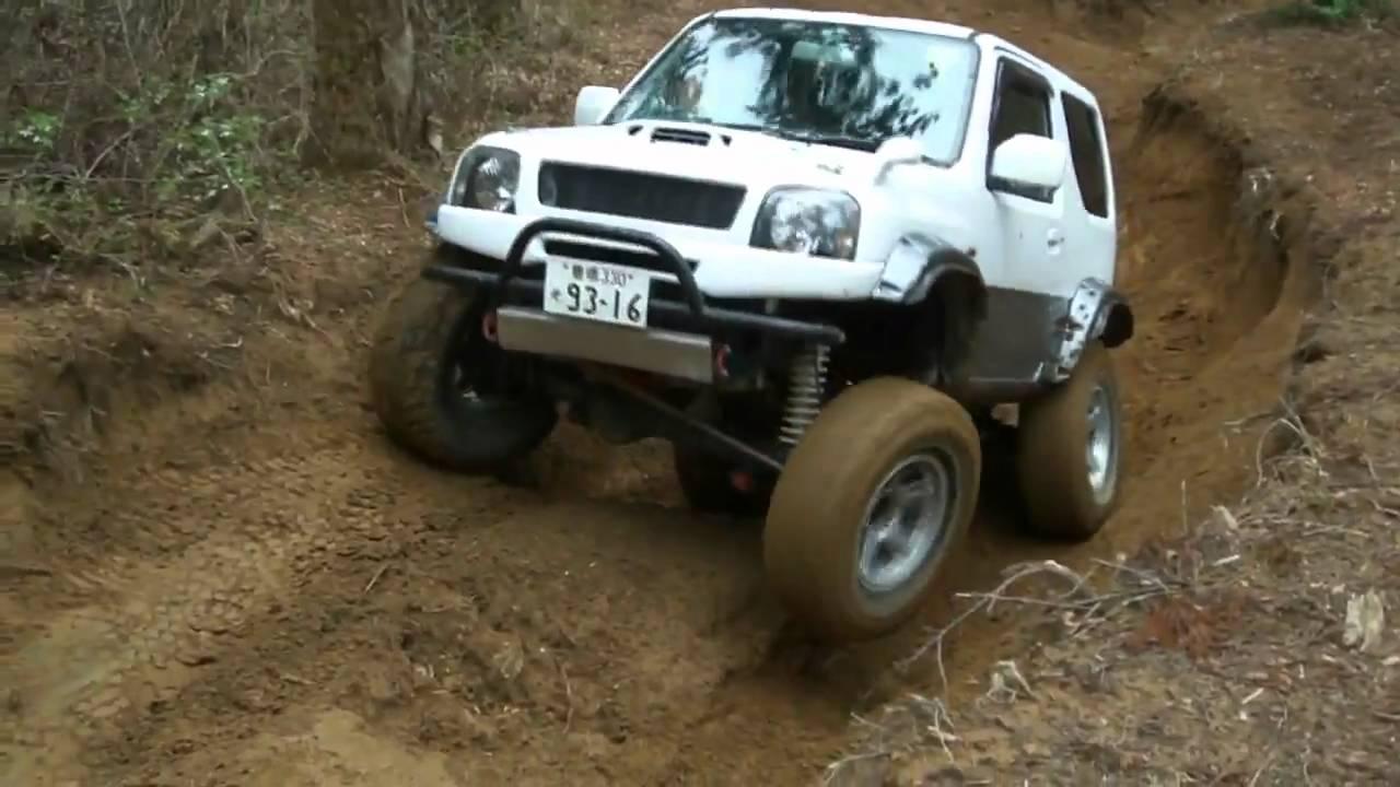 Suzuki Samurai Off Road Parts