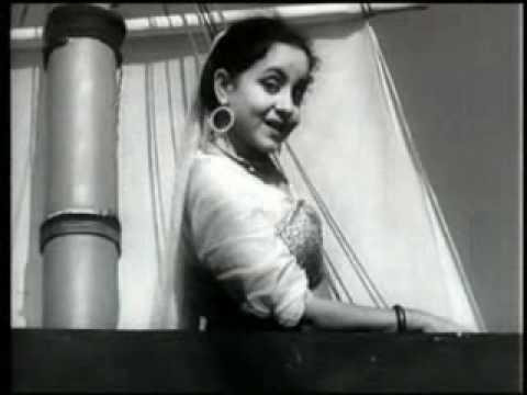 Baaz (1953)-Maanjhi Albele halo re Hole Hole (Geeta Dutt)