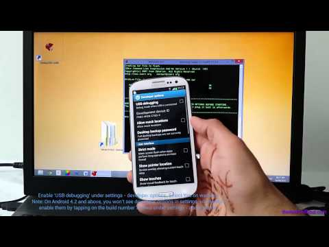 [DIY] Root Samsung Galaxy S3 using Toolkit