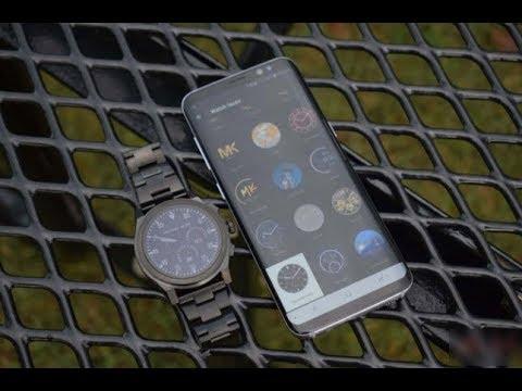 Michael Kors Access Grayson Smartwatch Review