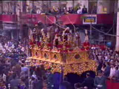 Semana Santa Sevilla La Exaltacion en Campana 2005