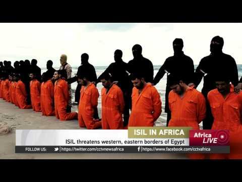 ISIL's presence spreading in Africa