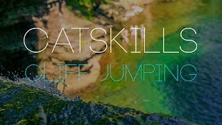 New York Cliff Jumping: Catskills