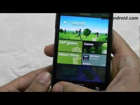 Android 4 ICS on Galaxy S2(SII) I9100XXKPA Review - 1