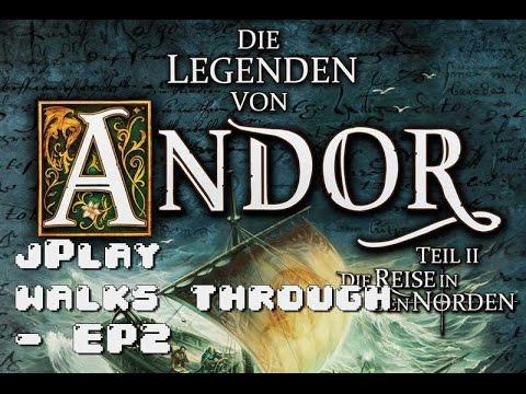 jPlay walks through Andor II: Voyage North - EP2