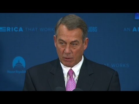 Boehner not told of Bergdahl swap