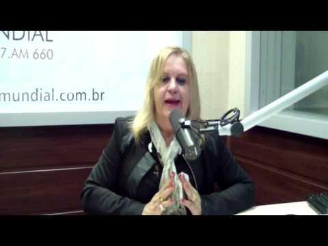 Brasil Cigano,Cigana Shirley de Azevedo,Radio Mundial,22-07-2015
