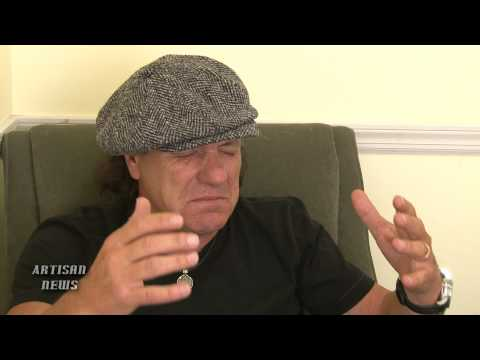 AC/DC VOX BRIAN JOHNSON FINISHED 32nd AT DAYTONA FOR CHILDHOOD CANCER
