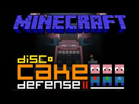 Minecraft: Cake Defense 2