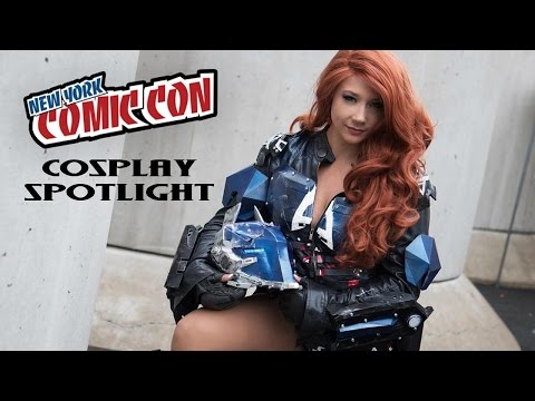 New York Comic Con 2016 Cosplay Spotlight