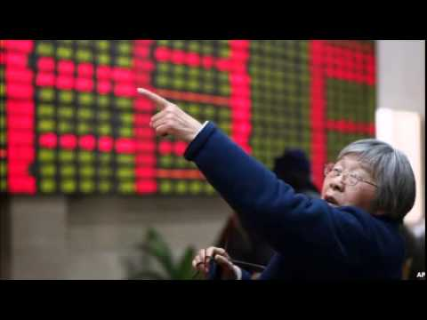 China Share Price Gains Raise Fears of a Bubble