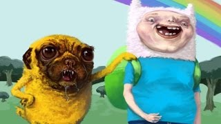 Top 10 Adventure Time Theories