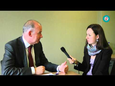 PetrolPlaza interview with Phil New, BP's CEO Biofuels at the BP 'Fuelling the Future' Showcase