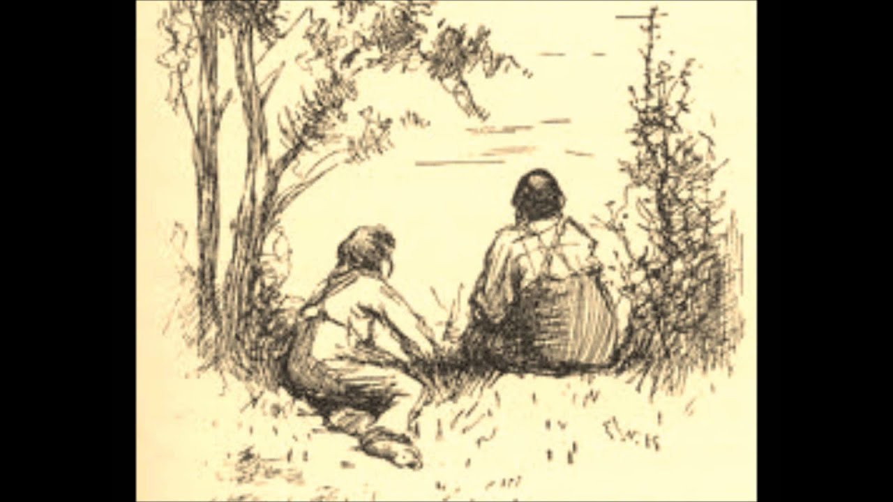 the religious abstract ideals during the mid nineteenth century in the adventures of huckleberry fin If mary wollstonecraft set the stage for debates about women's rights during the nineteenth century, charles in modern society, fourier rights at mid.