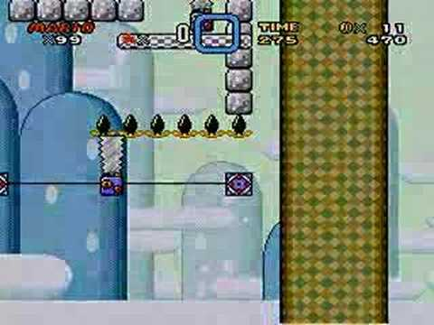 Asshole Mario 2 Stage 3 Video