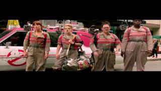 Ghostbusters 2016 Tribute Trailer