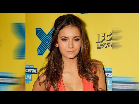 Nina Dobrev CONFIRMS Exit From