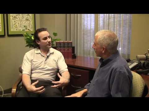 A conversation with John Osborn, Almaviva in THE BARBER OF SEVILLE