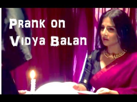 Prank on Vidya Balan | RJ Naved | Mirchi Murga