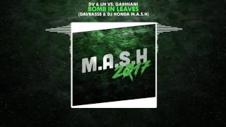 DV & LM vs. Garmiani - Bomb In Leaves (DavbassE! & Dj Honda M.A.S.H)