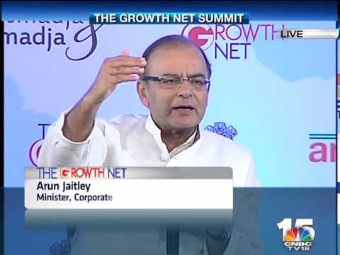 CNBC-TV18 EXCLUSIVE: ARUN JAITLEY UNPLUGGED