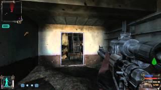 Stalker Тень Чернобыля #19 [Лаборатория х-10]